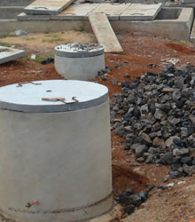 Biogas Project Site